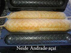 Pão de queijo de liquidificador - Culinária-Receitas - Mauro Rebelo