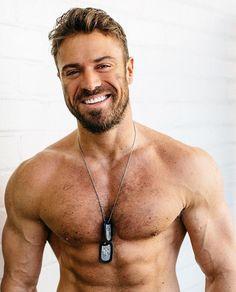 horny tattooed gay stud