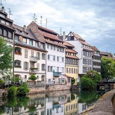Strasbourg, France via @toseekandfind Find Super Cheap International Flights to Strasboursg, France https://thedecisionmoment.com/cheap-flights-to-europe-france-strasbourg/