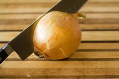 How to chop an onion....yes, I need this. I'm not very skilled.
