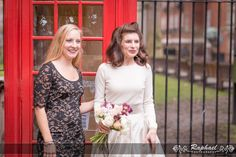 Lisa and Michael Wedding Gallery at Mayfair Library. Courtesy: Raphael Carpenter Photography   www.nice-shot.co.uk