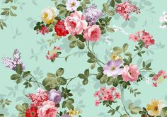 100% Free to use Vintage Vector Background of Beautiful Roses. Use it on your textile projects, wallpapers, a clever decoration for your room, you can change the background color easily if you need it just click and change.