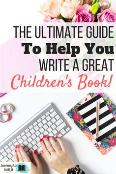 The best way to learn to write a picture book. How to write books for kids. Children's book writing tips for aspiring authors. Writing tips for picture book authors. Writing tips. Writing Kids Books, Book Writing Tips, Fiction Writing, Writing Skills, Writing Practice, Writing Guide, Writing Pictures, Children's Picture Books, Writing Inspiration