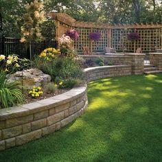 80 DIY Beautiful Front Yard Landscaping Ideas (50)