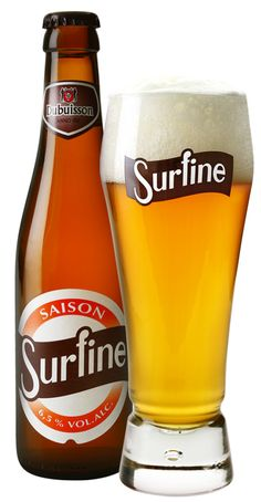 Surfine | De Surfine is een goudblond bier van 6,5% alcoholvolume. Het verfrissende bier verrast door de evenwichtige, lichtbittere smaak. Opvallend zijn de complexe, fruitige aroma's waarbij citrus overheerst naast aroma's van bloemen versterkt door impressies van kruiden en peper. Bij een eerste degustatie eist het droogbittere karakter de aandacht op zonder evenwel te overheersen. In de afdronk is er een lichtzurige ondertoon waardoor het bier fris en licht verteerbaar is.