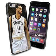 Brooklyn Nets (Deron Williams) NBA Silicone Skin Case Rubber Iphone6 Case Cover WorldPhoneCase http://www.amazon.com/dp/B00XEIMT86/ref=cm_sw_r_pi_dp_1cmwvb04RZ3XA