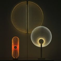 Thanks for the Sun colour-changing lamps  by Arnout Meijer