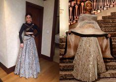 Kareena Kapoor in Anamika Khanna at Malabar gold launch in Malaysia
