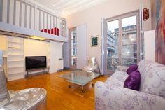 Rue du Cygne | 75001 | Paris | Rental 2-bedroom apartment