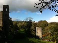 At Blarney Castle, Ireland. By Hayley