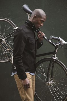 Levi´s Commuter | Shared from http://hikebike.net