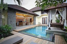1BR Private Villa in Berawa Beach, Bali. US$130 / per night | info@affittabali.com | AFFITTABALI.COM