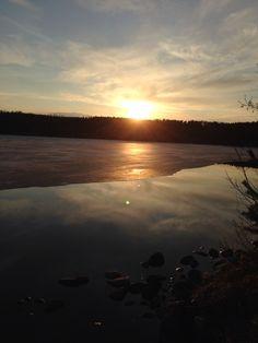 Urajärvi Finland, Celestial, Sunset, Outdoor, Outdoors, Sunsets, Outdoor Games, The Great Outdoors, The Sunset