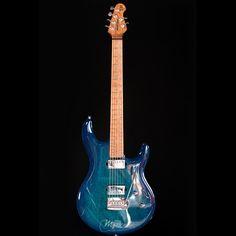 Music Man Luke LIII Limited Edition Premium Dealer Neptune Blue - Musicarte strumenti musicali