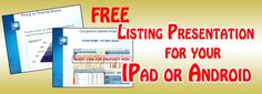 Do you have a listing presentation for your tablet yet? Get one here! #realestate #realtor
