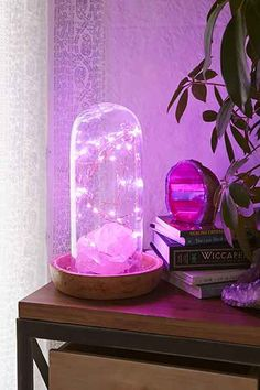 Pink Glow Firefly Battery Powered String Lights - Urban Outfitters