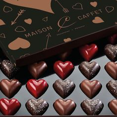 Valentine's Chocolate Gifts Ideas 3 – Fiveno Chocolate Dreams, I Love Chocolate, Chocolate Bark, Chocolate Gifts, Chocolate Truffles, Homemade Chocolate, Delicious Chocolate, Chocolate Lovers, Chocolate Desserts