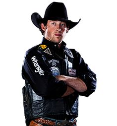 LJ Jenkins -- my favorite bull rider