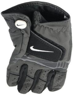 Nike Golf Men's Tech Xtreme IV Cadet Left Hand Glove, Black (Large) by Nike. $13.95. Grip it and rip it without distractions in the Nike Tech Xtreme IV Golf Glove, a soft, supple design with plenty of ventilation for long time comfort. A durable construction for free range of movement, this glove is a links ready essential. A lightweight engineered textile in the back of the hand offers excellent range of motion and breathability. Cabretta leather is utilized in ...