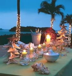 Christmas on the Beach.....