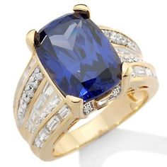 Victoria Wieck Absolute Tanzanite Ring $64
