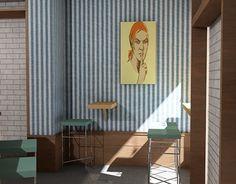 "Check out new work on my @Behance portfolio: ""Дизайн-проект бургерной"" http://be.net/gallery/33093351/dizajn-proekt-burgernoj #design #бургерная #советскийплакат"