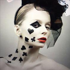 Poker Face Make Up