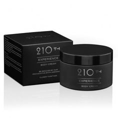 The 210th Experience body care line will always seduce you with the hidden assignments behind the QR code inside the package.  This thick, rich body cream nourishes the skin and helps to care for it. The unique ingredients include anti oxidants and Vitamin E, making the skin feel silky soft.  Fragrance: Mix of Linden Blossom, Freesia, Amber, Musks, Vanilla fudge and Fruits.  Instructions for use: Massage this rich cream onto your whole body.