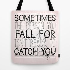 Fall For Tote Bag by Daniac Design - $22.00