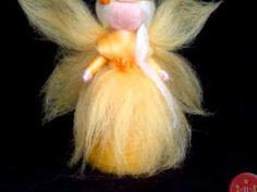 Zauberhafte Engel aus Märchenwolle Wool Angels