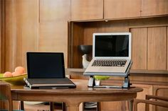 A/STAND Laptop Stand Delivers a Transformable Workstation with Cup Holder
