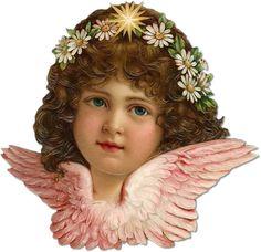 Ангелы. Клипарты. Картинки для декупажа и других видов творчества.: ♥ Creative NN. ♥