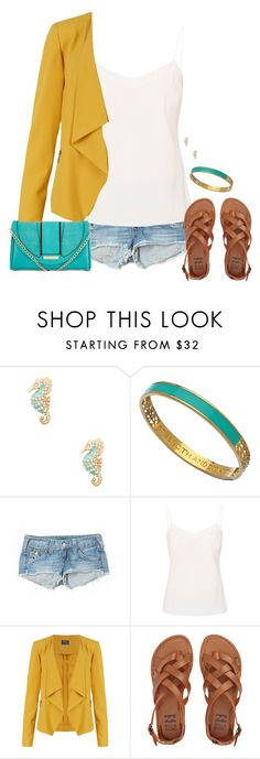 """""""Untitled #130"""" by rosemarylopez-1 ❤ liked on Polyvore featuring Kate Spade, Matterial Fix, True Religion, Ted Baker, M&S Collection, Billabong and Kardashian Kollection"""