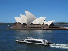 sydney opera house | Sydney - City and Suburbs: Sydney Opera House, Sydney Ferries (Theme ...