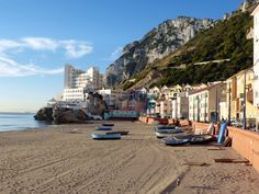 Catalan Bay - A favourite with the locals. Also known as Little Genoa.