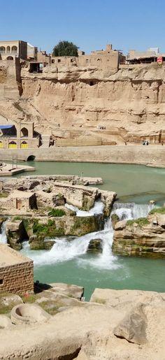Shushtar Historic Hydraulic System, Shushtar, Iran