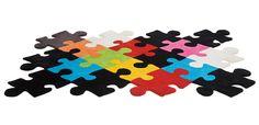 Alfombra Puzzle   Material: Lana   Alfombra realizada en ... Eur:467 / $621.11