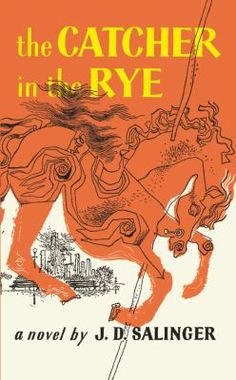 Adult Book Club Titles - The Catcher in the Rye by J. D. Salinger. To see this book in LCL catalogue click on the book cover.