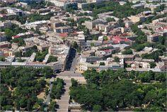 Alien Ship, Birds Eye View, Aerial Photography, Paris Skyline, Dolores Park, Stairs, Travel, Life, Ukraine