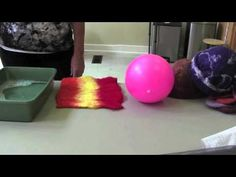 Explore 3 fun ways to felt fibers together: needle felting, wet felting and nuno felting - The Woolery YouTube channel