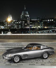 All sizes | FERRARI 275 GTB 4 CAM | Flickr - Photo Sharing! Really sleek grand touring Ferrari. -> Attract your goals FASTER, CLICK ON THE PIC