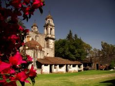 Mexican Hacienda Amalucan in Puebla. Where our wedding will be.