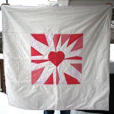 Anna Maria Horner: Love emblem. My version.