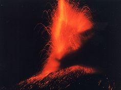 Etna Volcano - Sicilia - Sicily - Italia - Italy  #etna
