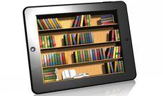 A bookshelf for the digital age...