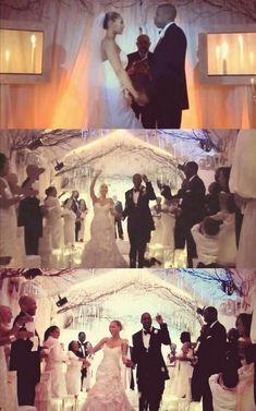 Beyoncé & Jay Their Wedding Day 04.04.2008