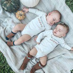 You Are My Sunshine - Organic Bodysuit - Long Sleeve Baby Boy Suit, Baby Boy Or Girl, Bohemian Baby, Cute Baby Girl Outfits, Organic Baby Clothes, Baby Boutique, Long Sleeve Bodysuit, Cute Babies, Onesies