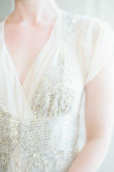Wedding Dress from BHLDN