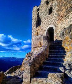 Château de Quéribus. https://instagram.com/p/BgXrZ5NgTc_/