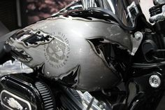 2013 Harley-Davidson® FXDF - Dyna® Fat Bob®  sick paint